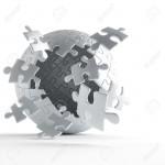16006718-esplosione-palla-di-pezzi-del-puzzle-grigio-su-sfondo-bianco-Archivio-Fotografico