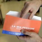 ++ Pensioni: pronto l'invio di 150mila buste arancioni ++